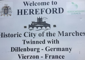 Hereford - City of the Marches