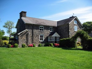 Gwaenynog Farmhouse Bed & Breakfast